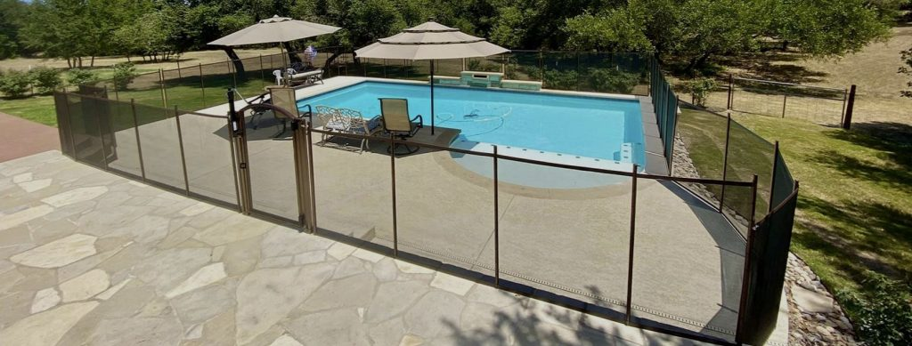Texas Pool Fence